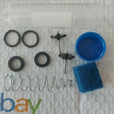 Snap On Im75 Modified Double Throttle Valve Repair Kit With 2 Seats & 2 O'rings