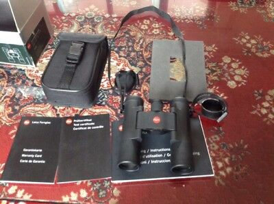 Leica Ultravid 10x25 BR-boxed