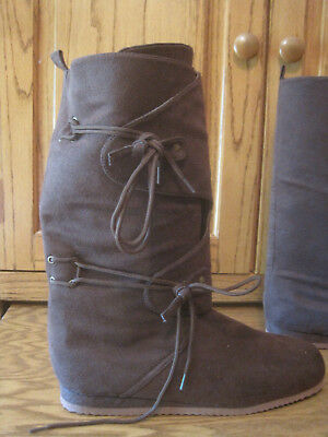 Men's Medieval High Boots
