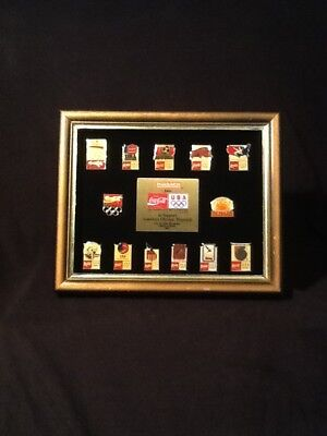 Limited edition 1992 Olympic Collector's pin series Coca Cola (Coke Sponsored)