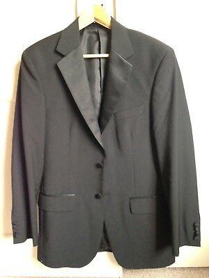 M & S Mens Wool Blend Dinner/Prom Jacket (38L) Immaculate