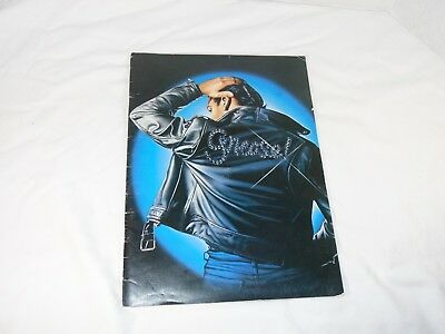 Tommy Tune Grease On Broadway Program Photo Year Book Brooke