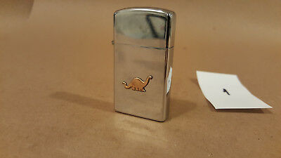 SINCLAIR OIL ZIPPO SLIM LIGHTER 1967 VINTAGE Incredible Condition (1)