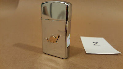 SINCLAIR OIL ZIPPO SLIM LIGHTER 1967 VINTAGE Incredible Condition (2)