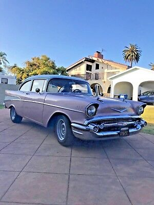 1957 Chevrolet Bel Air/150/210  1957 chevrolet bel air/150/210 2 door