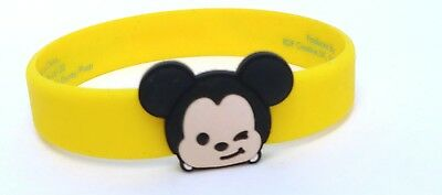 Disney Store Tsum Tsum 2016 Summer Play Days wrist band bracelets Mickey Mouse
