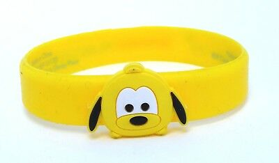 Disney Store Tsum Tsum 2016 Summer Play Days wrist band bracelets Pluto