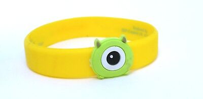 Disney Store Tsum Tsum 2016 Summer Play Days wrist band bracelets Mike Wazowski