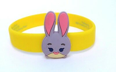 Disney Store Tsum Tsum 2016 Summer Play Days wrist band bracelets Judy Hopps