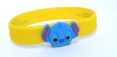 Disney Store Tsum Tsum 2016 Summer Play Days wrist band bracelets Stitch