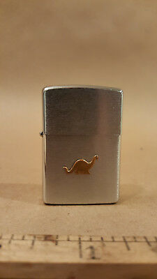 SINCLAIR OIL ZIPPO LIGHTER 1966 VINTAGE Incredible Condition Full Size