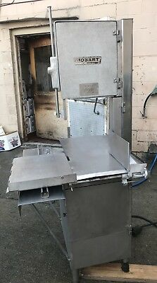 Hobart 5614 Commercial Meat Band Saw 2HP 3PH 200/230V