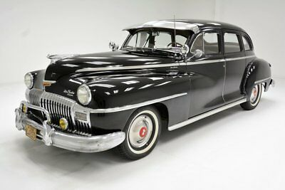 DeSoto Deluxe  Mostly Original and Unusual Runs and Drives Very Well