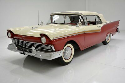 Ford Fairlane Convertible 312ci Thunderbird Engine Driver Quality Example