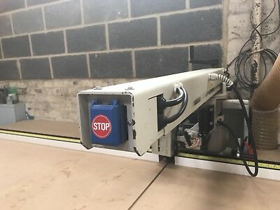 Stromab Rs600 Radial Arm Saw For Sale.