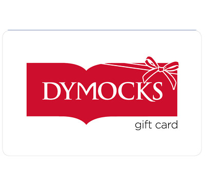 Dymocks Gift Card $25 $50 or $100 - Emailed
