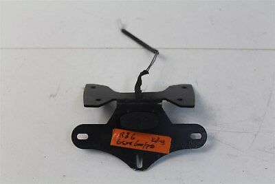 SUZUKI GSXR600 GSXR750 PORTE-PLAQUE R&G Support de plaque d'immatriculation 2008