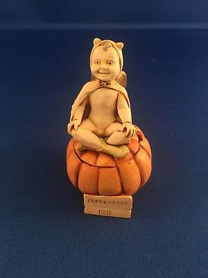 Harmony Kingdom Pumpkinfest TJEVPU98 Mint in Original Box