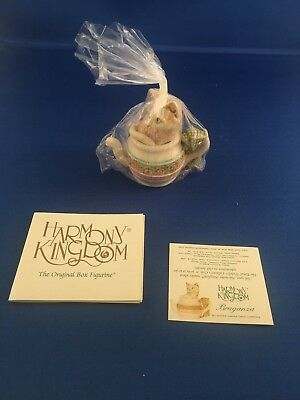Harmony Kingdom Braganza TJDLCA4 New in Original Box
