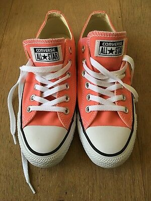 BNWT genuine SUN BLUSH converse SHOES trainers Sneakers MENS 5 WOMENS 7