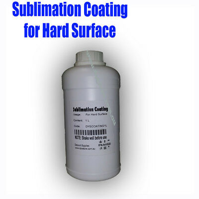 Dye Sublimation ink coating for Porcelain, Tile, ceramic,1L heat press