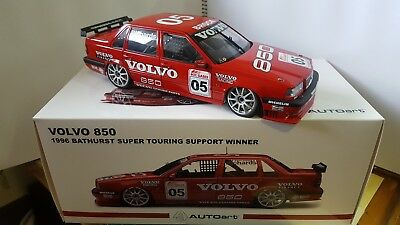 1/18 Volvo 850 Brock/Richards 1996 Bathurst Super Touring Support Winner