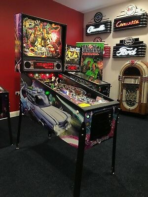 Ghost Busters Pinball Machine -  By Stern 2017