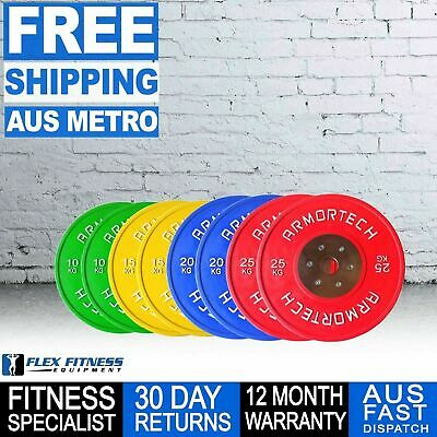 Free Shipping -  Competition Bumper Plates 30kg package