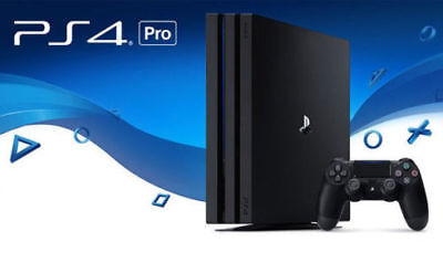 New Sony PlayStation 4 Pro 1TB Console PS4 Pro Brand NEW