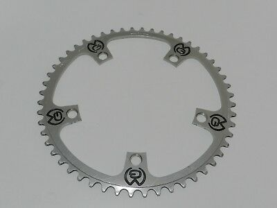 Corona Guarnitura Campagnolo Nuovo Super Record Panto Guido Messina 52 Chainring
