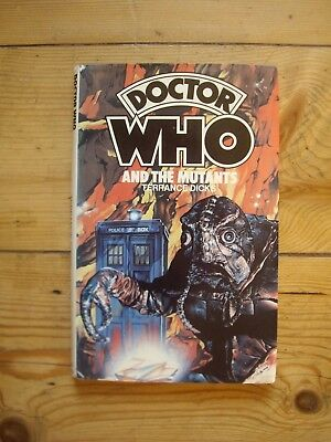 Doctor Who and the Mutants *1977 WINGATE HARDBACK*