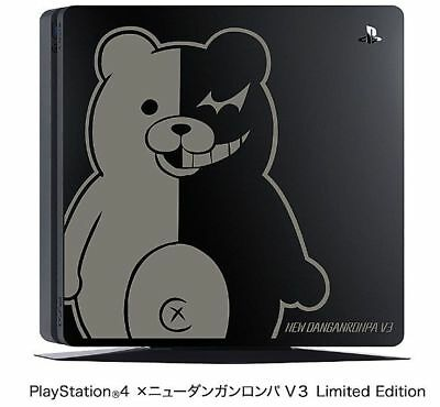 New PlayStation 4 DANGANRONPA V3 Sony Store Limited Japan Top Cover only