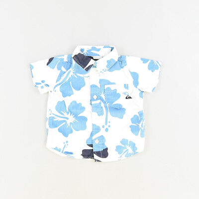 Camisa color Blanco marca Quicksilver 18 Meses  510284