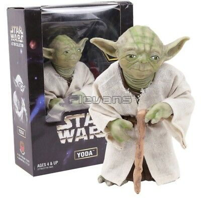 "Star Wars / Yoda / PVC Action Figure PVC 18cm 7"" in box"