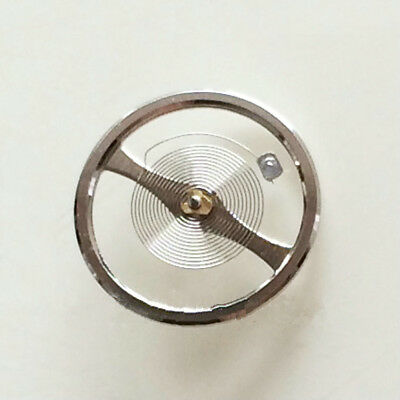Movement Parts Balance Wheel Compatible With Hairspring For 7S26C 7S36A B C