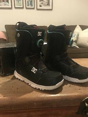 Womens DC Snowboard Boots