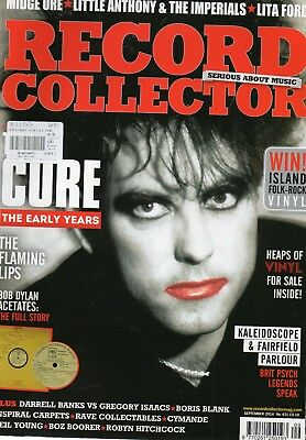 UK Record Collector Magazine - Sept 2014 - The Cure - Free Postage