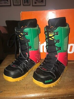 Mens Thirtytwo Snowboard Boots