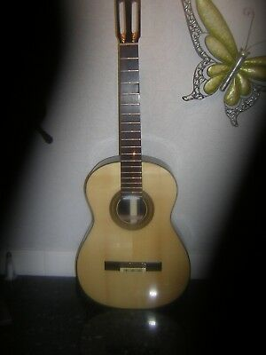 classical guitar BY J. M. SANTOS
