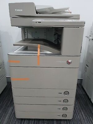 Canon IR ADVANCE C5035 Colour Copier,Network Print,Scan,Fax,email,Duplex