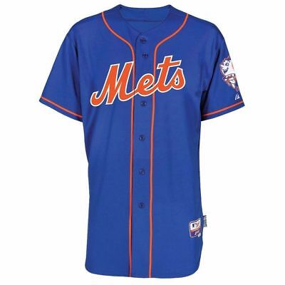 New York Mets jersey $200 Majestic Authentic on field cool base home NWT Size 52