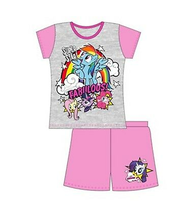 My Little Pony Pyjamas Ages 6-9 to 18-24 Months