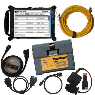 ICOM A2 for BMW With V2018.05 Engineers Software Plus EVG7 Tablet PC