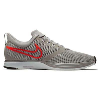 6d3c2b988f4c NIKE ZOOM STRIKE Atmosphere Grey Total Crimson NIB Size US 13 Men s ...