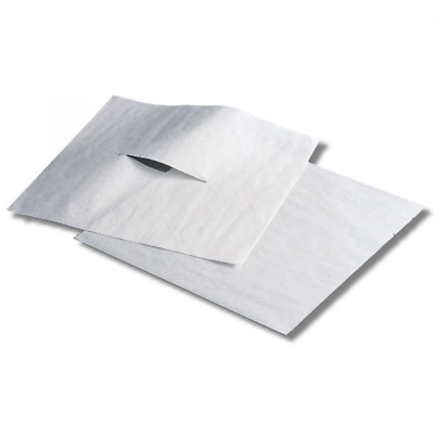Humactive Massage and Chiropractic Table Headrest Tissue Sheets With Face Slit -