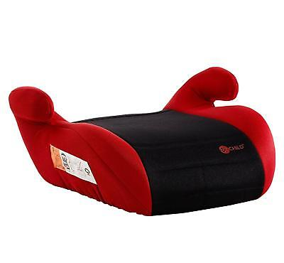 Child Car Booster Seat Portable Narrow Fit Universal Safety Kids Travel 3 Years