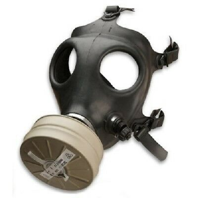 Israeli Gas Mask & NBC Filter Adult-Size New/Sealed w/Drinking System Adult Size