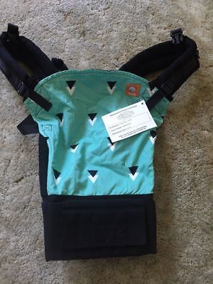 NWT Tula Full Standard Wrap Conversion Baby Carrier Missing The Bib