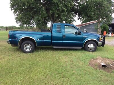 2000 Ford F-350 XLT 2000 Ford-F-350 XLT Power Stroke Super Duty