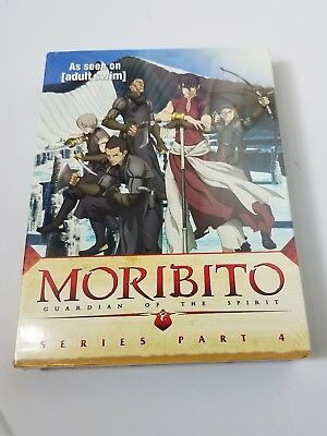 Moribito: Guardian of the Spirit: Series Part 4 (2-DVD)